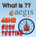 eAegis 48hr Burn Testing